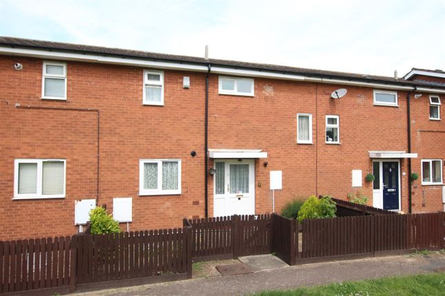 2 bed terraced house for sale in Marham Close, Lincoln LN6