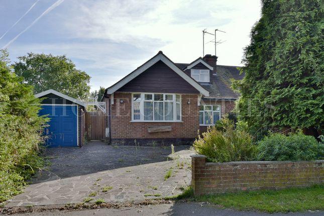 Thumbnail Semi-detached bungalow for sale in Park Drive, Potters Bar