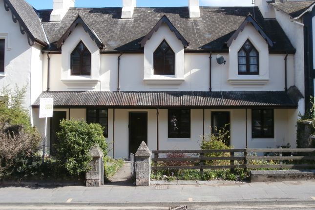 Thumbnail Terraced house to rent in East Street, Newton Abbot