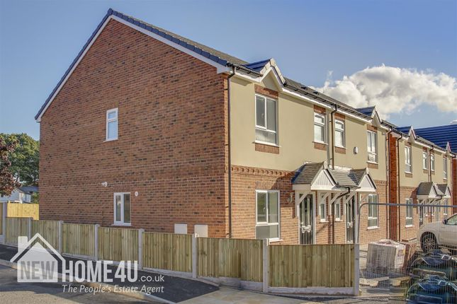 Thumbnail Semi-detached house for sale in Church Road, Buckley
