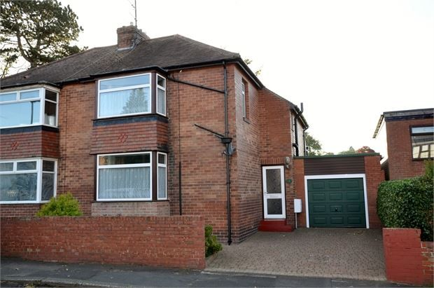 Thumbnail Semi-detached house for sale in Wanless Lane, Hexham, Northumberland.