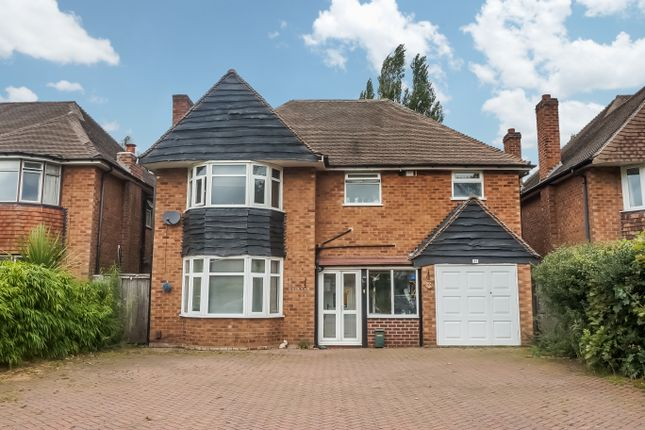 Thumbnail Detached house for sale in Jordan Road, Four Oaks, Sutton Coldfield