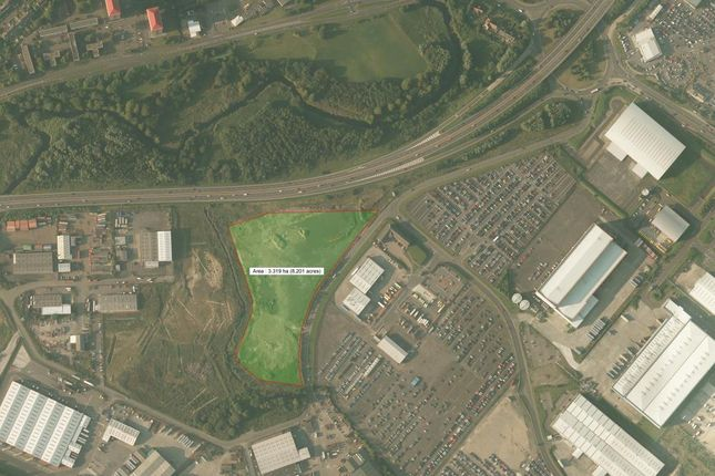 Thumbnail Industrial for sale in Burnbrae Road, Linwood Industrial Estate, Linwood, Paisley