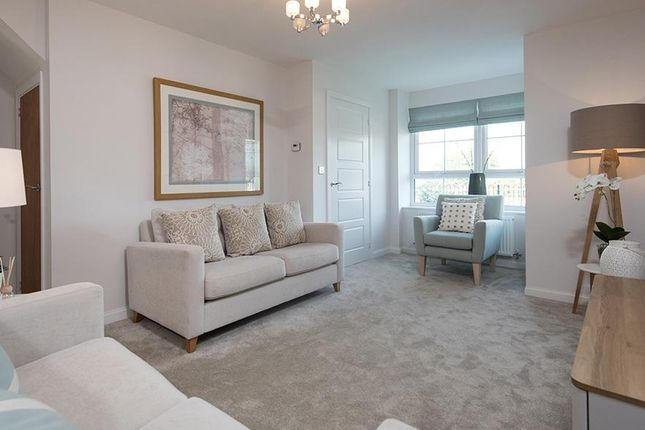 """Thumbnail Detached house for sale in """"Cheadle"""" at Acacia Way, Edwalton, Nottingham"""