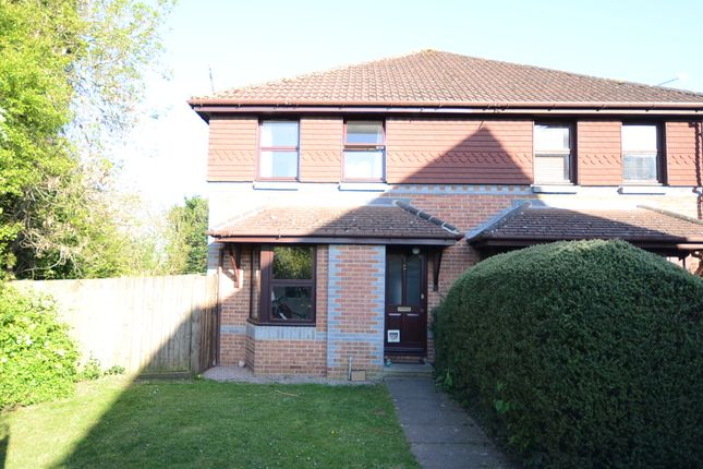1 bed end terrace house to rent in Rowe Court, Grovelands Road, Reading