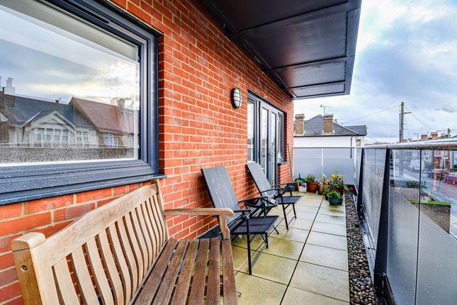 Balcony of Cranleigh Drive, Leigh-On-Sea SS9