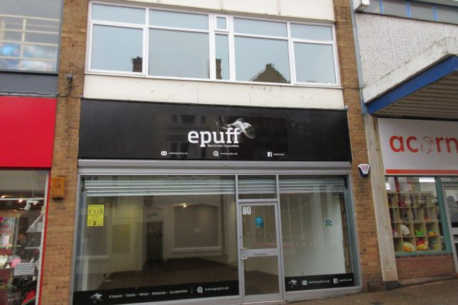 Thumbnail Retail premises to let in High Street, Halesowen