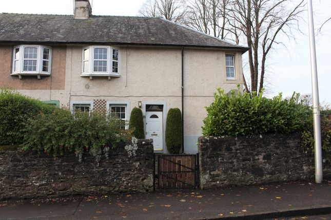 2 bed flat for sale in Perth Road, Dunblane FK15
