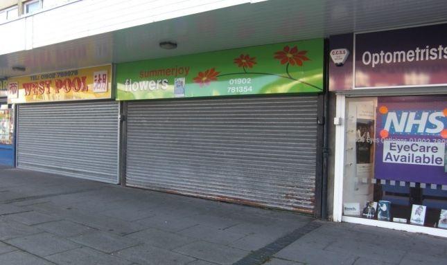 Thumbnail Retail premises to let in Marsh Lane Parade, Stafford Road, Wolverhampton