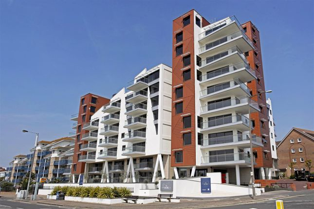Thumbnail Flat for sale in E19, The Shore, 22-23 The Leas, Westcliff-On-Sea