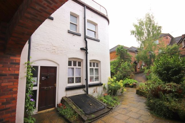 Flat for sale in Cheshire Street, Audlem, Crewe