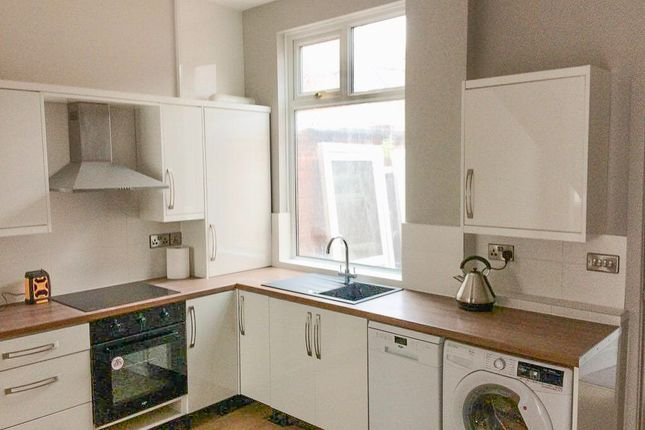 Thumbnail Shared accommodation to rent in Tennyson Street, Middlesbrough