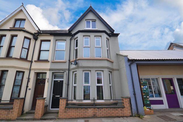 Thumbnail Semi-detached house for sale in Feidrfair, Cardigan