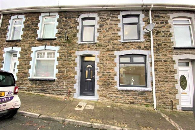 Terraced house for sale in Blosse Terrace, Porth