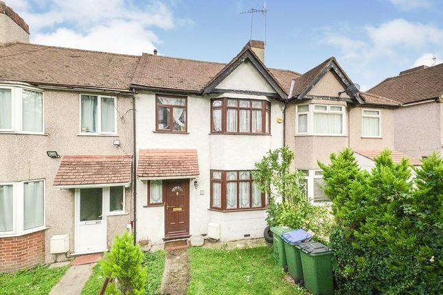 Thumbnail Terraced house to rent in Wickham Lane, London