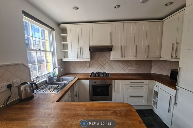 Kitchen of Prince Regent Mews, London NW1