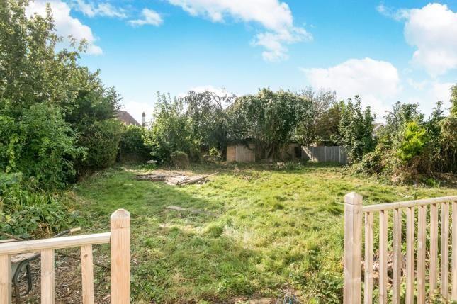Garden of Marine Road, Pensarn, Abergele, Conwy LL22