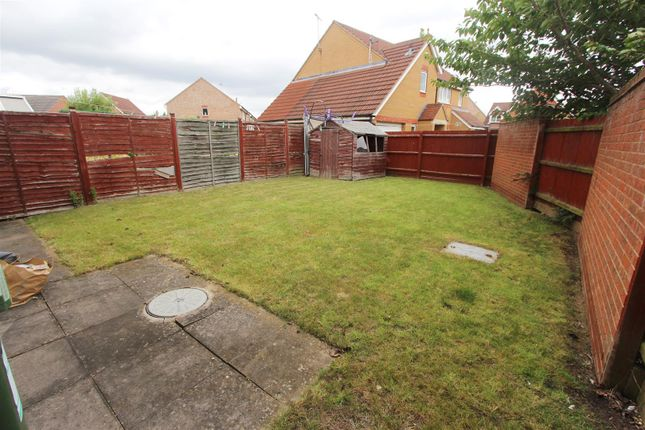 Thumbnail Detached house for sale in Smart Close, Braunstone, Leicester