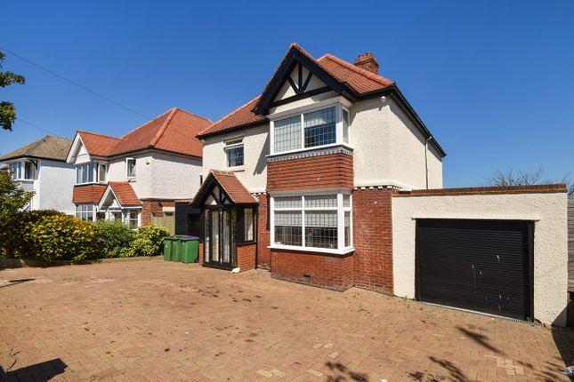 Thumbnail Detached house for sale in Wear Bay Crescent, Folkestone
