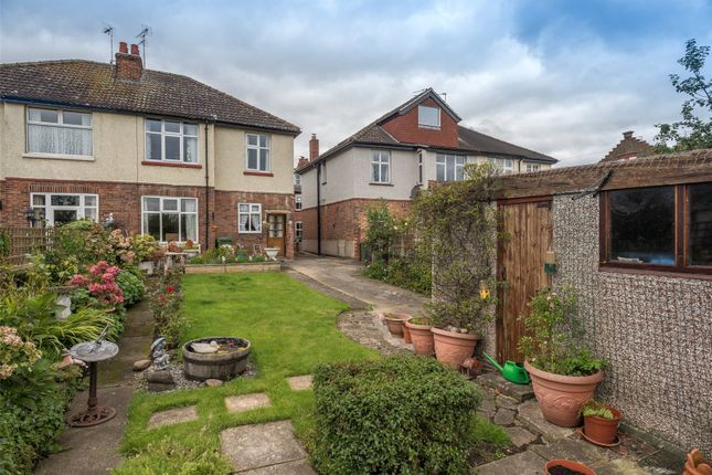 Thumbnail Semi-detached house for sale in Albemarle Road, York
