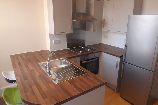 Thumbnail Flat to rent in Worthing Road, Southsea
