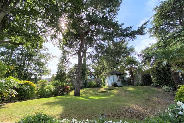 Garden of Compton Avenue, Lilliput, Poole BH14