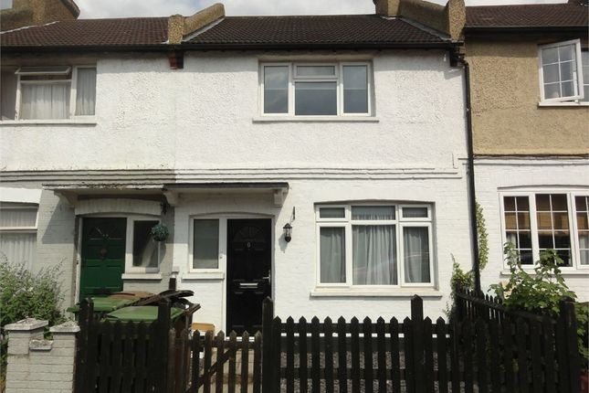 Thumbnail Terraced house for sale in Bernard Road, Wallington, Surrey