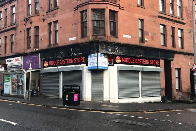 Thumbnail Retail premises to let in Cathcart Road, Glasgow