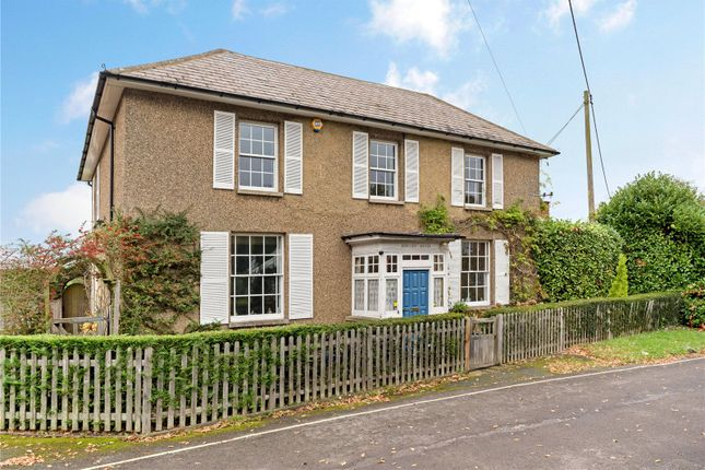 Thumbnail Detached house for sale in Station Road, Bentley, Farnham, Hampshire