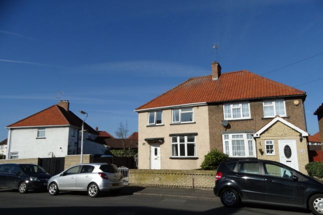 Thumbnail Semi-detached house to rent in Tudor Road, Hayes