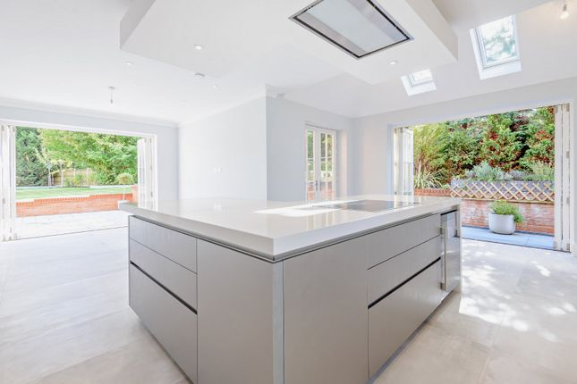 Thumbnail Detached house for sale in Brooklyn Lodges, Forest Road, Newell Green, Bracknell