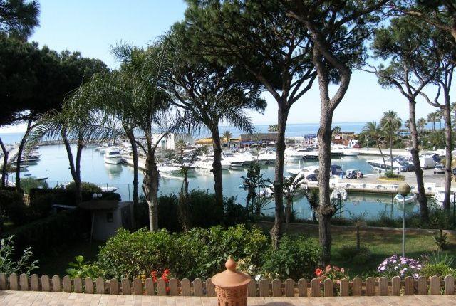 Port Views of Spain, Málaga, Marbella, Cabopino