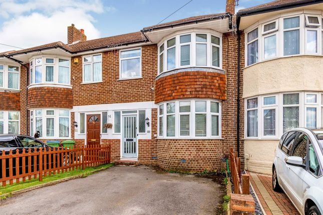 Thumbnail Terraced house for sale in Bryanston Road, Southampton