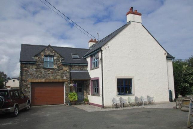 Thumbnail Detached house for sale in Spring Hill, Dinas Cross, Newport