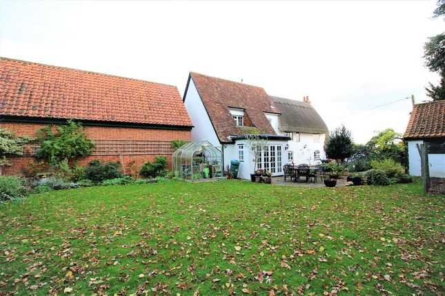 Thumbnail Detached house for sale in Old Grooms Cottage, Green End Road, Kempston Rural