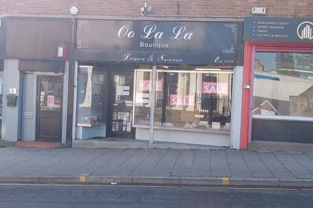 Retail premises to let in 8 Pitt Street, Barnsley