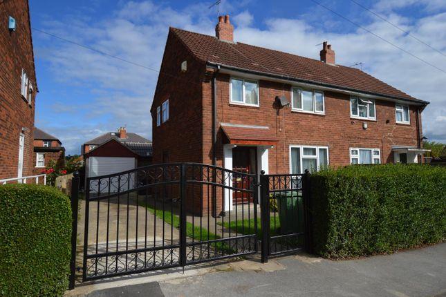 Thumbnail Semi-detached house to rent in Stonebridge Grove, Leeds