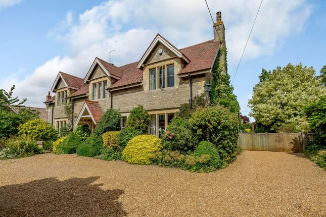 Thumbnail Country house for sale in Main Street, Aldwincle, Northamptonshire
