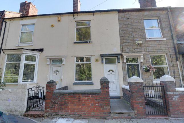 Thumbnail Terraced house for sale in Manor Street, Fenton, Stoke-On-Trent