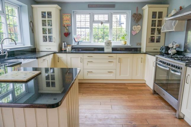 Thumbnail Detached bungalow for sale in Horncastle Road, Louth