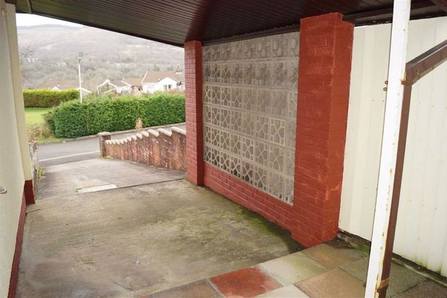 Car Port of Cwm Alarch Close, Mountain Ash CF45