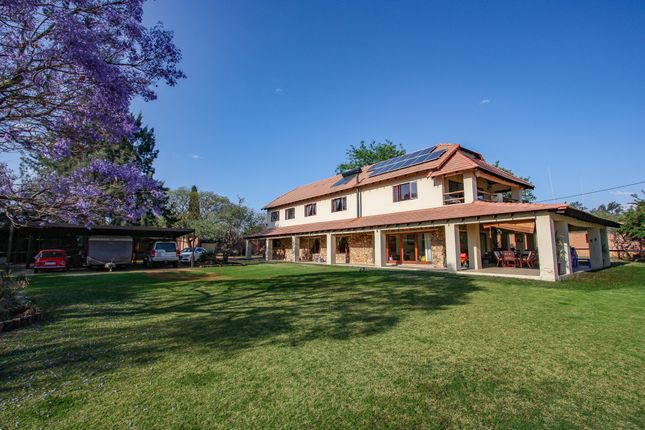 Thumbnail Country house for sale in Lourens Drive, Beaulieu, Midrand, Gauteng, South Africa