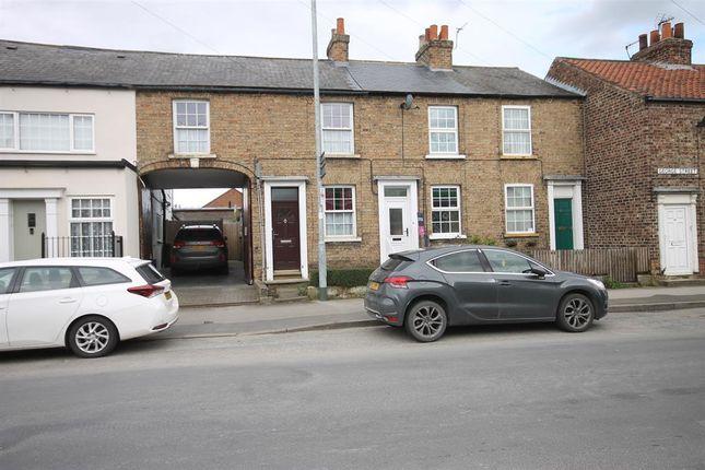 Front of George Street, Pocklington, York YO42