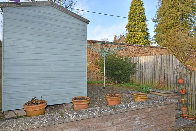 Outside Space of David Street, Blairgowrie PH10
