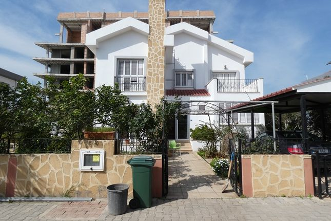Thumbnail Villa for sale in 4 Bed 3 Bath Villa With Pool / Longbeach, İskele, Famagusta, Cyprus