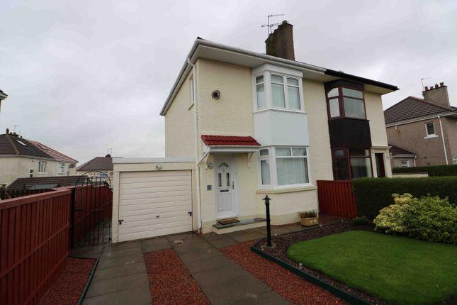 Thumbnail Semi-detached house for sale in Garrowhill Drive, Baillieston