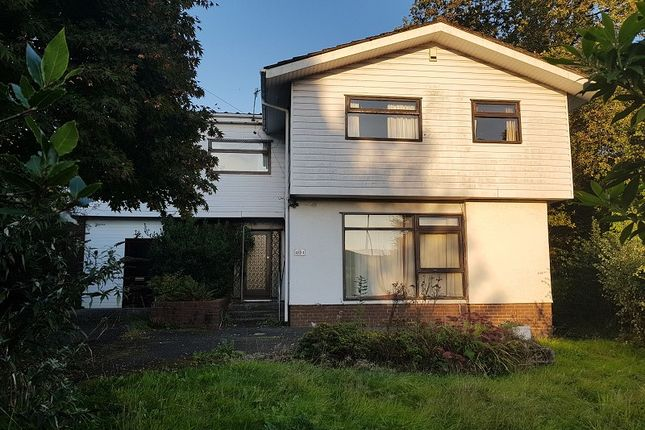 Thumbnail Detached house to rent in Birchgrove Road, Birchgrove, Swansea, City And County Of Swansea.