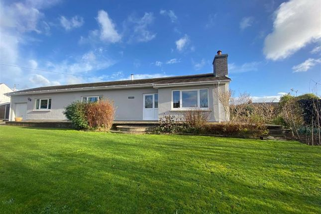 3 bed detached bungalow for sale in Camrose, Haverfordwest SA62