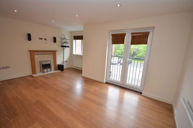 2 bed flat to rent in Millstone Court, Stone ST15