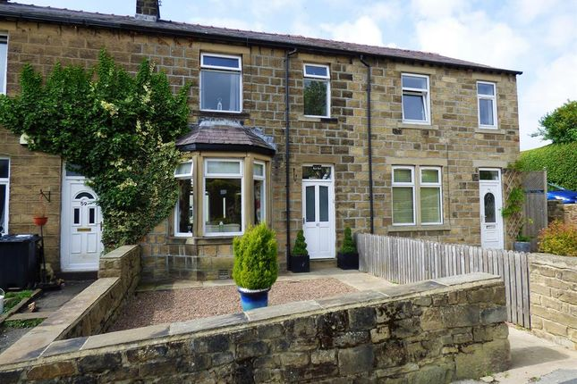 Thumbnail Terraced house for sale in Browfield Terrace, Silsden, Keighley